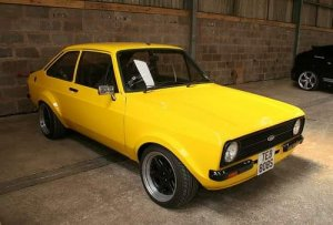 Ford Escort Mk2 Complete Engine And Gearbox Durban Free