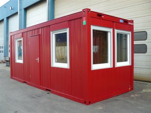 Portable Mobile Office Containers and Steel Storage Containers
