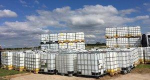New Unused Food Grade Tanks