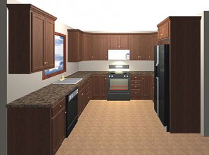 Affordable kitchen unit build in cupboard johannesburg for Cheap kitchen cabinets gauteng