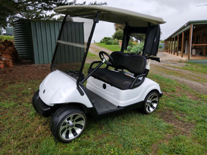 Yamaha Drive Golf Cart Plus Trailer For Sale Johannesburg Free Classifieds In South Africa