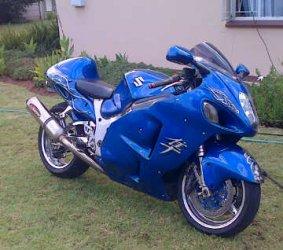 Suzuki Rustenburg Contact Details