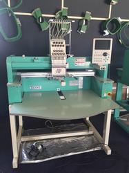 2016 Tajima Single Head Nine Needle Embroidery Machine For Sale At A