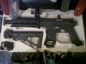 Paintball Gun With Accesories Pretoria Free Classifieds In South Africa
