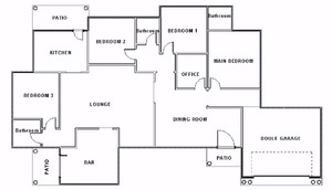 4 Bedroom House Plan - Polokwane - free classifieds in ...