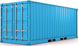8ft 10ft 20ft 30ft 40ft Shipping Container for sale at low