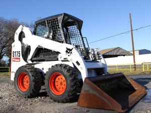 2006 BOBCAT S175 SKID STEER 66 Inch Smooth Bucket - Belfast