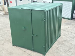 10ft x 8ft - Shipping | Storage Container | Bike Store