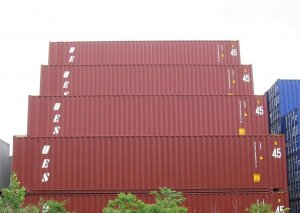 Brand new and used storage 12 m shipping containers for sell