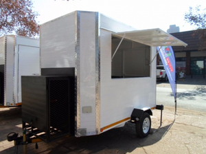 Best Mobile Kitchen Food Trailer For Sale Polokwane