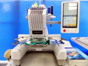 For Sale Is Used Baby Lock 6 Needle Embroidery Machine Cape Town