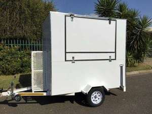 Mobile Kitchen And Food Trailers For Every R28900