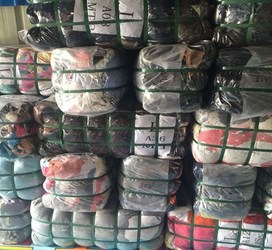 Factory Direct Wholesale Seconds Hand Clothing Bales for