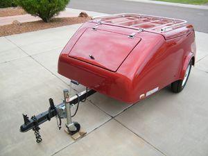 Custom Classic Car Hot Rod Cargo Trailer For Sale Johannesburg